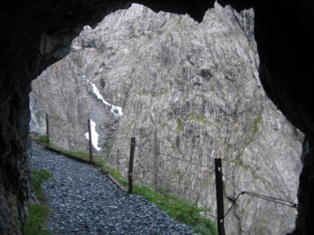 Uina-Schlucht (Val d'Uina)