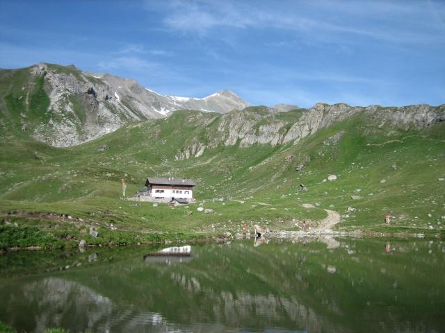 Sesvenna-Hütte (2.256 m)
