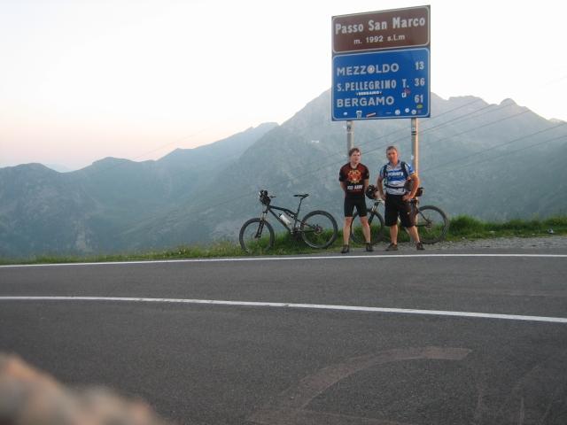 Passo San Marco (1.992 m)