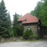 Berggasthof aus dem Czorneboh