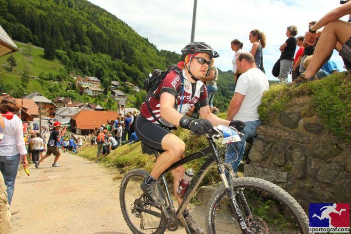 Die Rampe: »Alpe de Fidlebrugg«