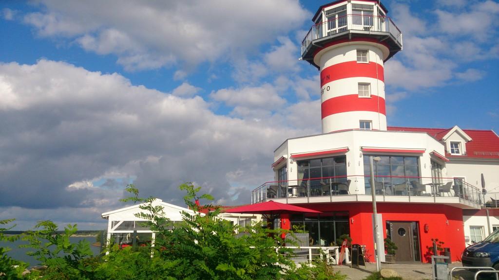 Hotel / Restaurant »DerLeuchtTurm« Geierswalde