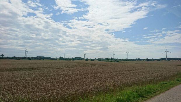 Östliches Hügelland