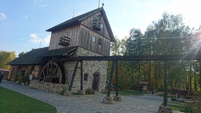 KRABAT-Mühle Schwarzkollm - Krabatowy młyn Čorny Chołmc.