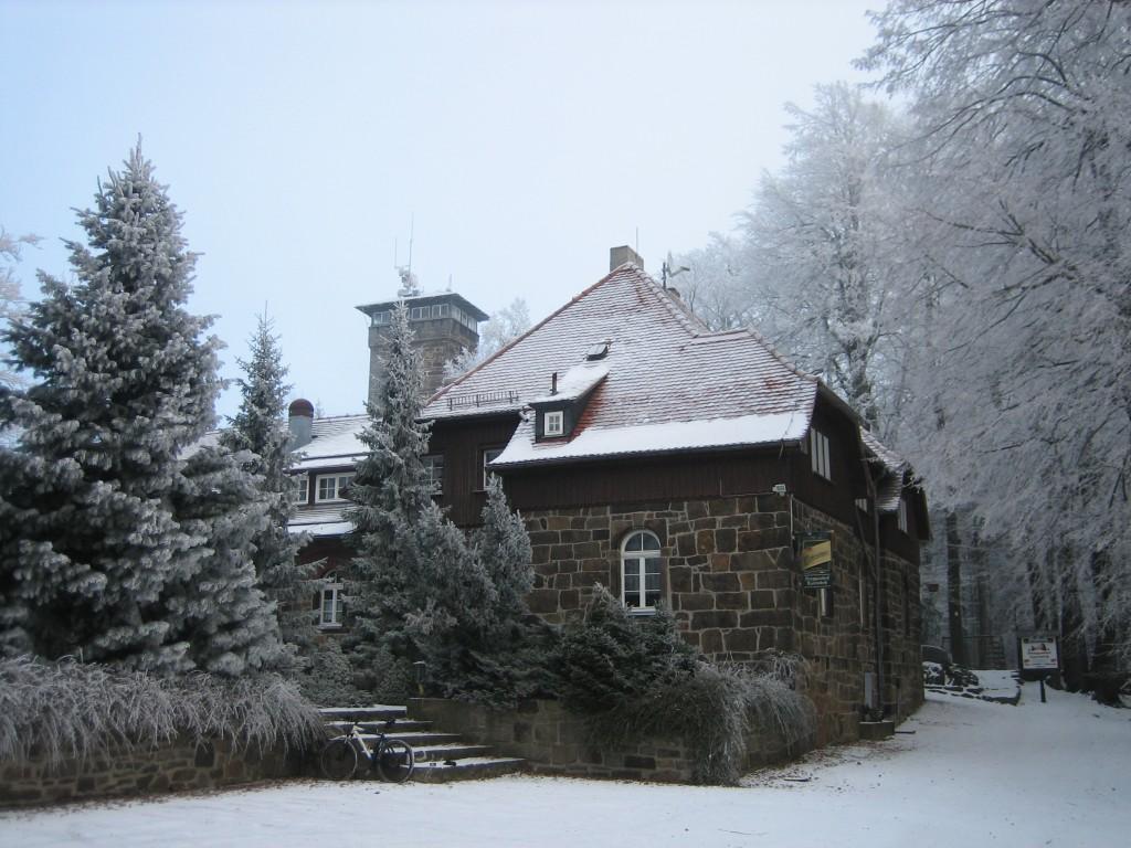 Berggasthof Czorneboh