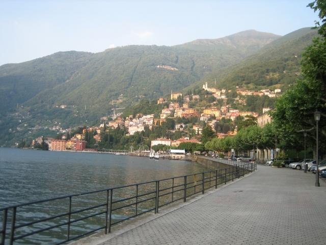 Bellano, Uferpromenade