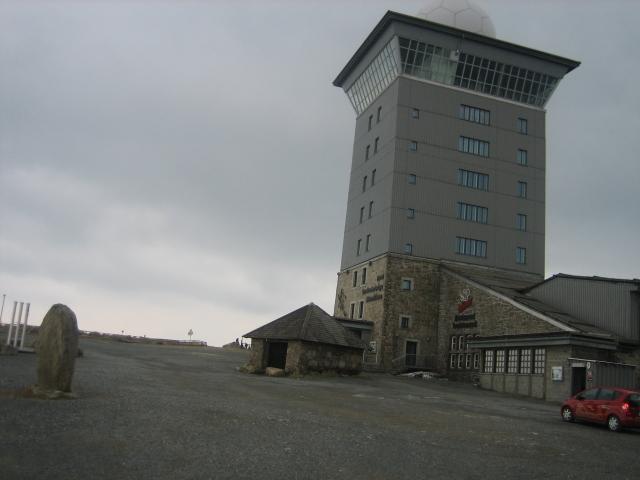 Das Brockenhotel