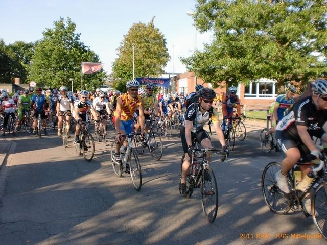 Kurz nach dem Start (ich im Bild, Foto (c) www.rsg-mittelpunkt.de)