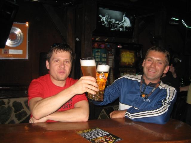 Hof (Saale) - im Paperla Pub