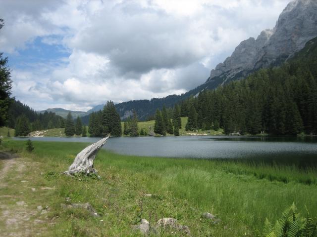 Lago di Val d'Agola, Brenta Dolomiten, Trentino