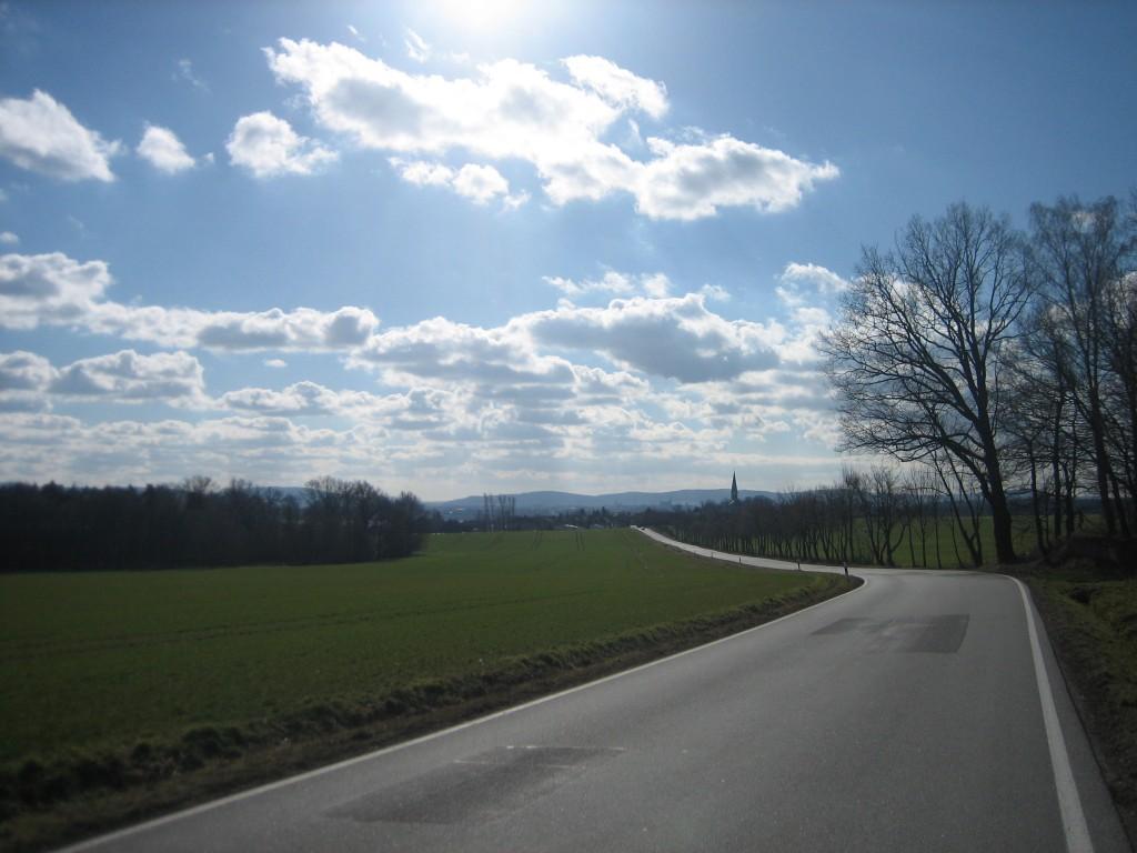 Großdubrau, Blick Bautzen