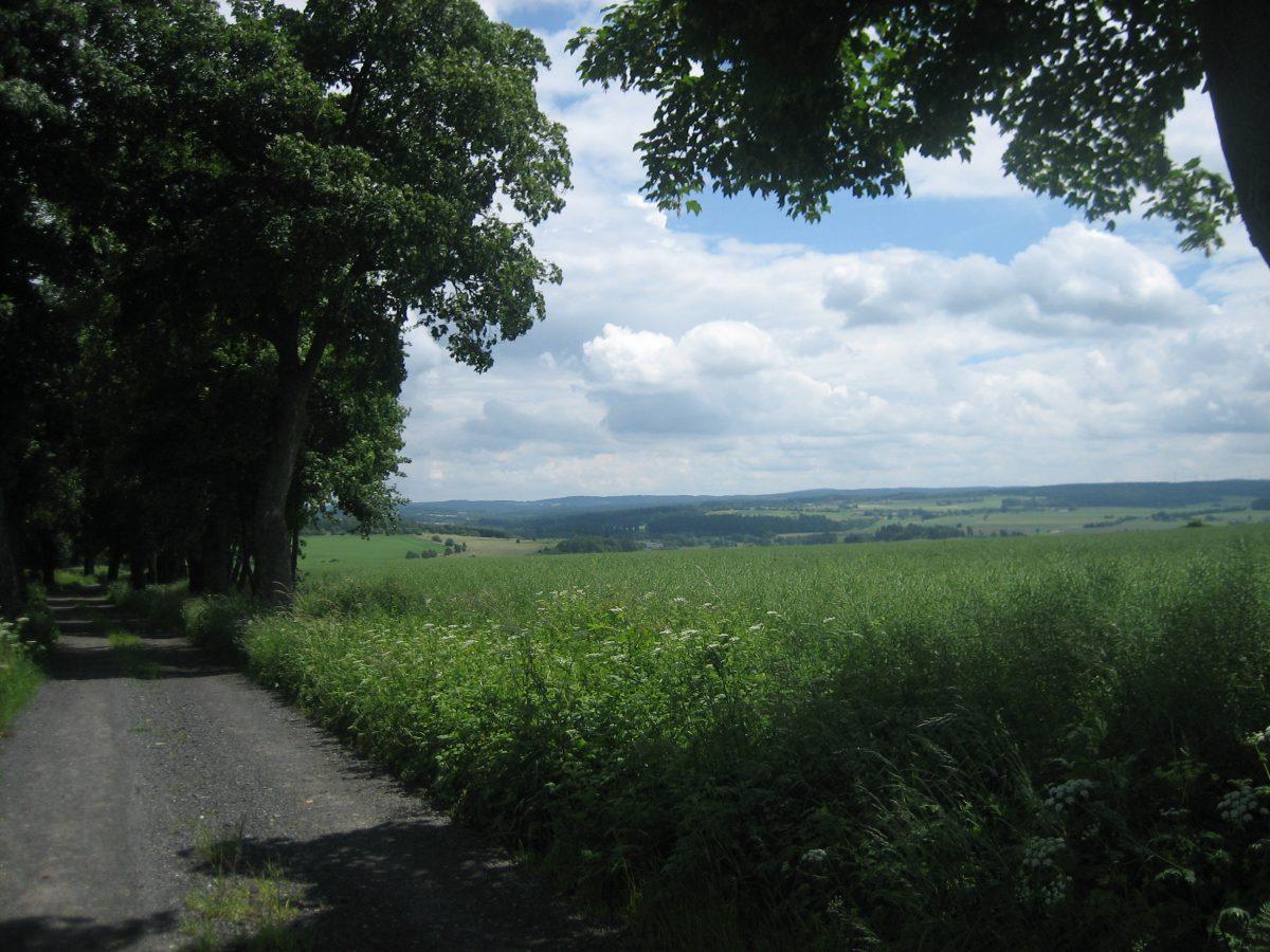 Hofer Land, alternativ Region Hof und Bayerisches Vogtland.