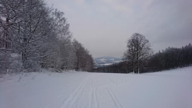 Sora, alter Ski-Hang.